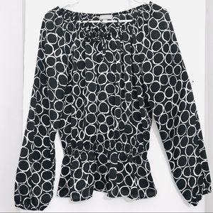 ELLEN TRACY blouse/ Top
